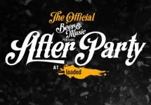 The Official Beer Fest After Party