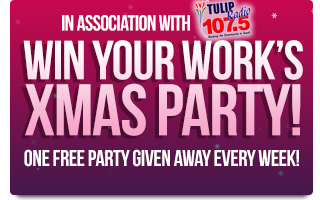 Win your Xmas Party